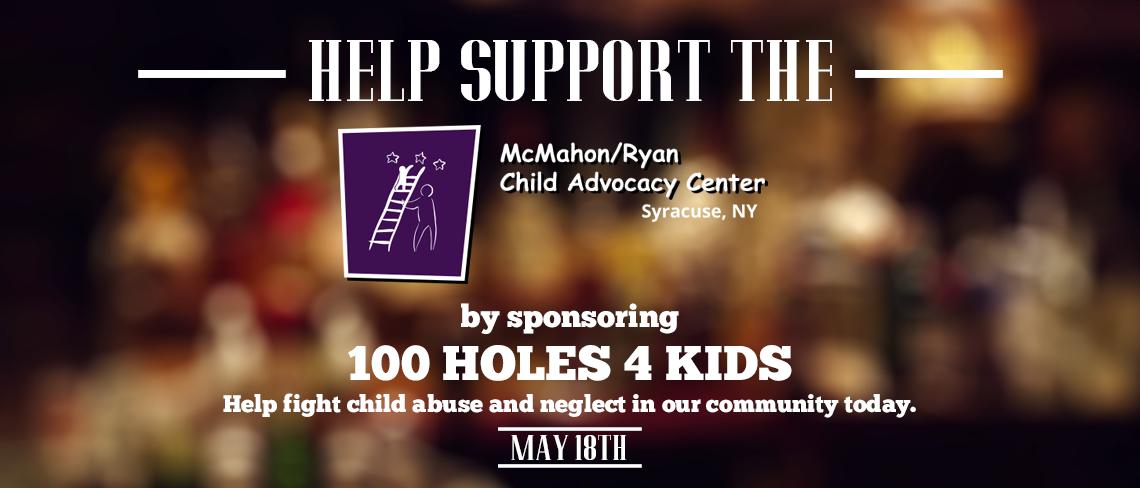 100 Holes 4 Kids